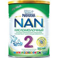 Сухая смесь Nestle NAN 2 кисломолочный 400 гр.