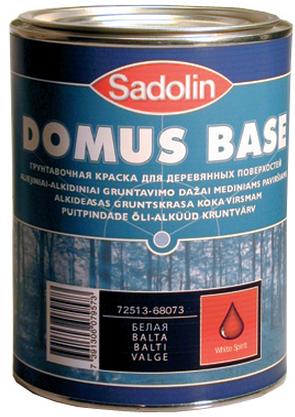 Sadolin Domus Base 3 x 1 л (Садолин Домус Баз), фото 2