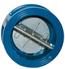 Клапан обратный межфланцевый 2-створ. 100мм РУ 16