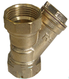 Фильтр для воды Ду20мм латунный, фото 2