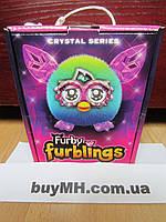 Ферби ферблинг кристальный (зелёный/голубой) Furby Furblings Creature Plush, Green/Blue