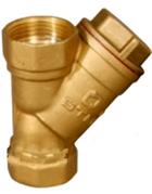 Фильтр для воды Ду50мм латунный, фото 2