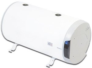 Бойлер водонагреватель косвенный комбинированный горизонтальный OKCV125 Дражице