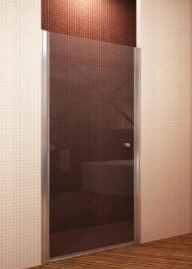 Душевые двери QP10 Куллер пул 900х1950 chrome clear - А1-ТРЕЙД в Днепре