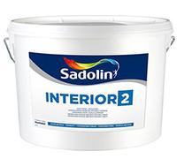 Sadolin Interior 2, 3 л (Садолин Интериор 2)