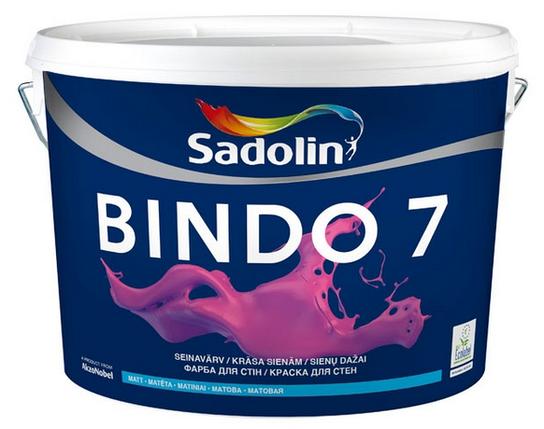 Sadolin Bindo 7, 5 л (Садолин Биндо 7), фото 2