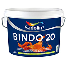 Sadolin Bindo 20, 2,5л (Садолин Биндо 20), фото 2