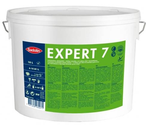 Sadolin Expert 7 BW, 10л (Садолин Експерт 7), фото 2
