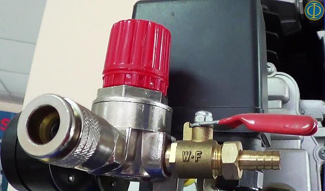 Поршневой компрессор Werk BM 24 фото 8
