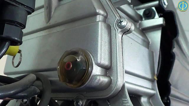 Поршневой компрессор Werk BM 24 фото 9