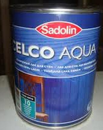 Sadolin Celco Aqua, 3х1л( Садолин Селко Аква), фото 2