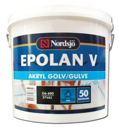 Sadolin Epolan V Akryl, 1л( Садолин Эполан V Акрил), фото 2