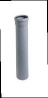 Труба с раструбом  32/1000 OSMA ОСМА