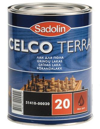 Sadolin Celco Terra, 6х1л ( Садолин селко терра), фото 2