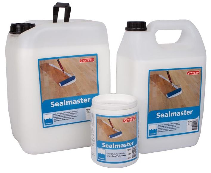 Лак Synteko Sealmaster, 5л (Синтеко Силмастер)