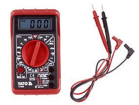 Цифровой мультиметр Yato YT-73080