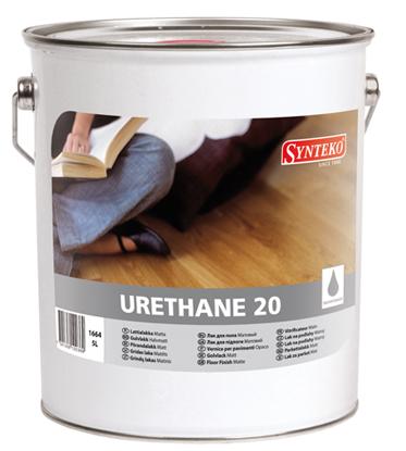 Лак Synteko Urethane , 10л (Синтеко Уретан), фото 2