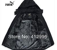 Мужская куртка на меху PUMA, фото 1
