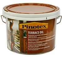 Pinotex Terrace Oil, 10л (Пинотекс Терраса масло)