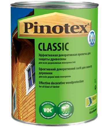 Pinotex Classic ,1л (Пинотекс Классик)