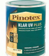 PINOTEX KLAR UV PLUS , 1л (Пинотекс Клар УВ Плюс)