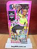 Кукла Барби Фитнес желтый топ Barbie Made to Move Barbie двигайся как я