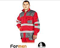 Куртка рабочая со светоотражающими вставками LH-FMNX-J, фото 1