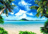 """Фотошпалери """"Романтичний пляж"""""""