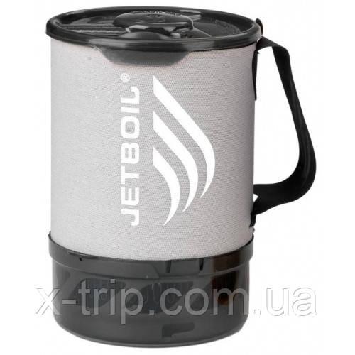 Титановая кружка Jetboil FluxRing Sol Titanium Companion Cup 0,8 литра