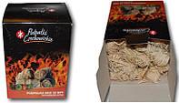 Разжигатели огня Czechowice парафинированные древесные волокна в картонной упаковке 32 шт. (Польша)