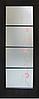 Двери межкомнатные с контурным рисунком Альта 4
