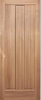 Полотно дверное ПВХ Тиффани глухое