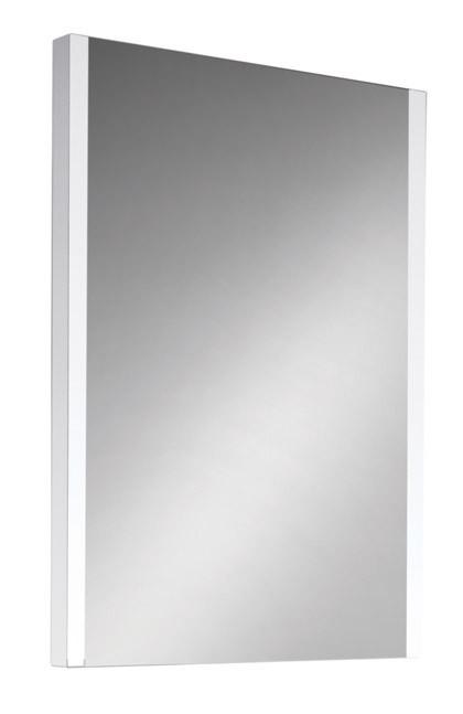 Зеркало Акцент L60 белый глянец Коломбо