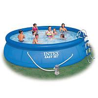 Надувной бассейн, (457 х 107 см) intex 56409