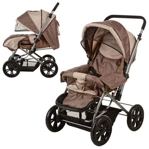 Детская прогулочная коляска Bambi M 2407