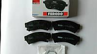 Колодки передние Mazda 6 GH  Ferodo