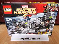 Лего Марвел Мстители против гидры 76030 LEGO Superheroes Avengers Hydra Showdown