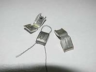 Пломба номерная металлическая Клипсил, фото 1