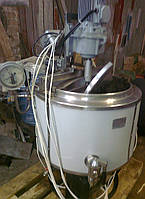 Термирующий котел КПЭ-60 (Котел с мешалкой КПЭ-60)