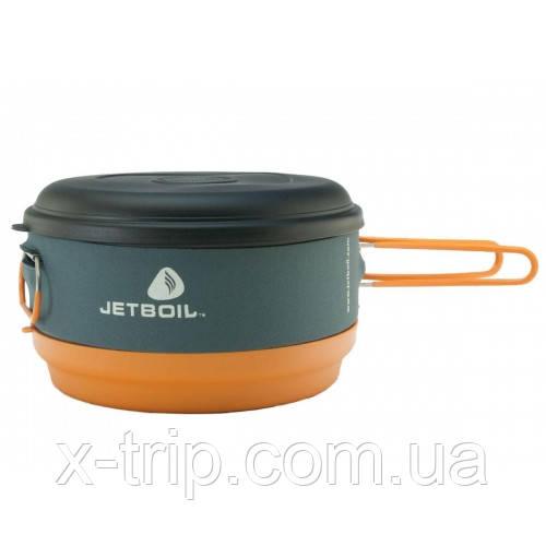 Котел Jetboil FluxRing Helios II Cooking Pot 3л