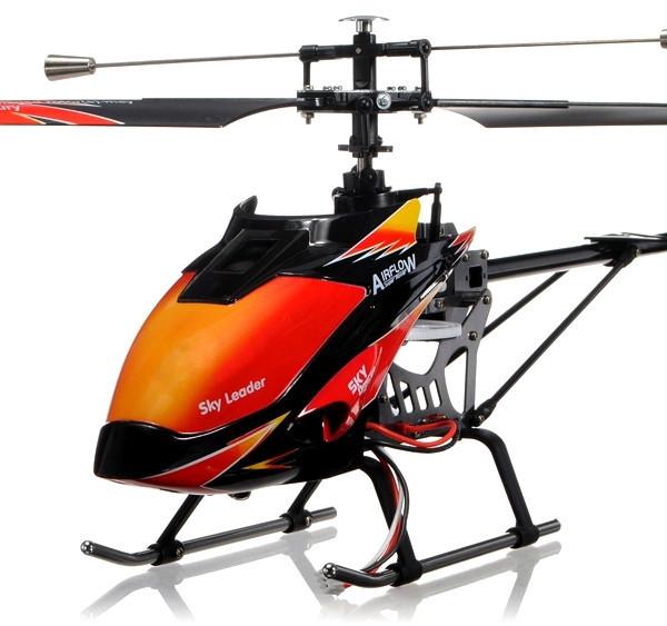 Вертолёт 4-к большой р/у 2.4GHz WL Toys V913 Sky Leader СЕРТИФИКАТ В П