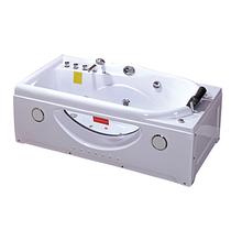 Ванна акриловая с гидромассажем, левосторонняя TLP-634-G 168*85*66 см
