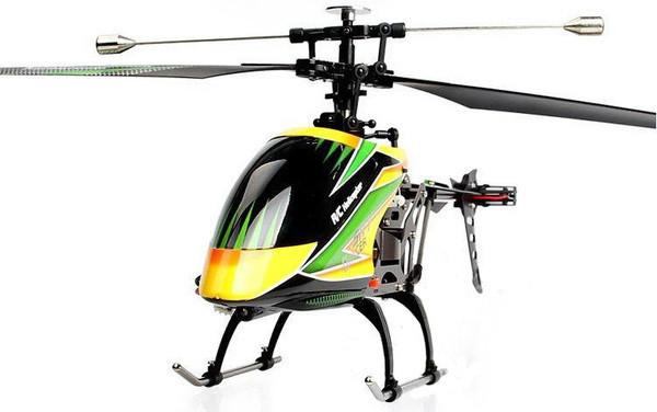 Вертолёт 4-к большой р/у 2.4GHz WL Toys V912 Sky Dancer СЕРТИФИКАТ 100