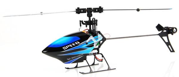 Вертолёт 3D микро р/у 2.4GHz WL Toys V922 FBL (синий) СЕРТИФИКАТ В ПОД
