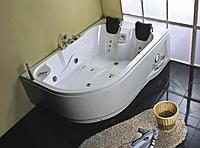 Ванна акриловая с гидромассажем TLP-631 R/L 180*120*66 см