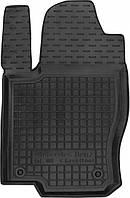 Полиуретановый водительский коврик для Mercedes ML (W166) 2011- (AVTO-GUMM)