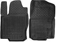 Полиуретановые передние коврики в салон Mercedes ML (W166) 2011- / GLE 2014- (AVTO-GUMM)