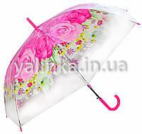 Зонт подростковый Цветы