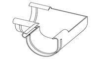 Желоб угловой внутренний (10)