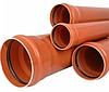 Труба ПВХ   315/6,2/3000 мм для внешней канализации